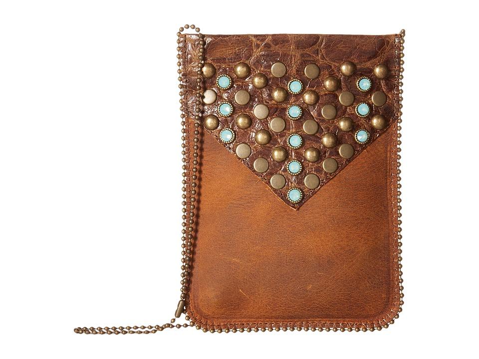 Leatherock - CP50 (Tobacco) Handbags
