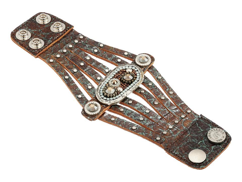 Leatherock B687 Patina Bracelet