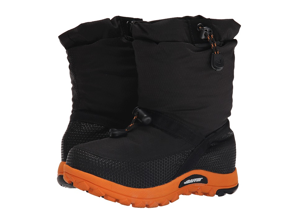 Baffin Kids Ease Little Kid Black/Orange Kids Shoes
