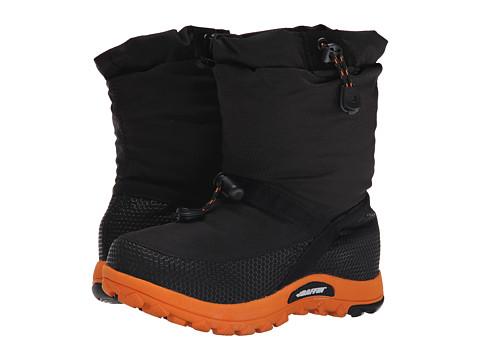 Baffin Kids Ease (Little Kid) - Black/Orange
