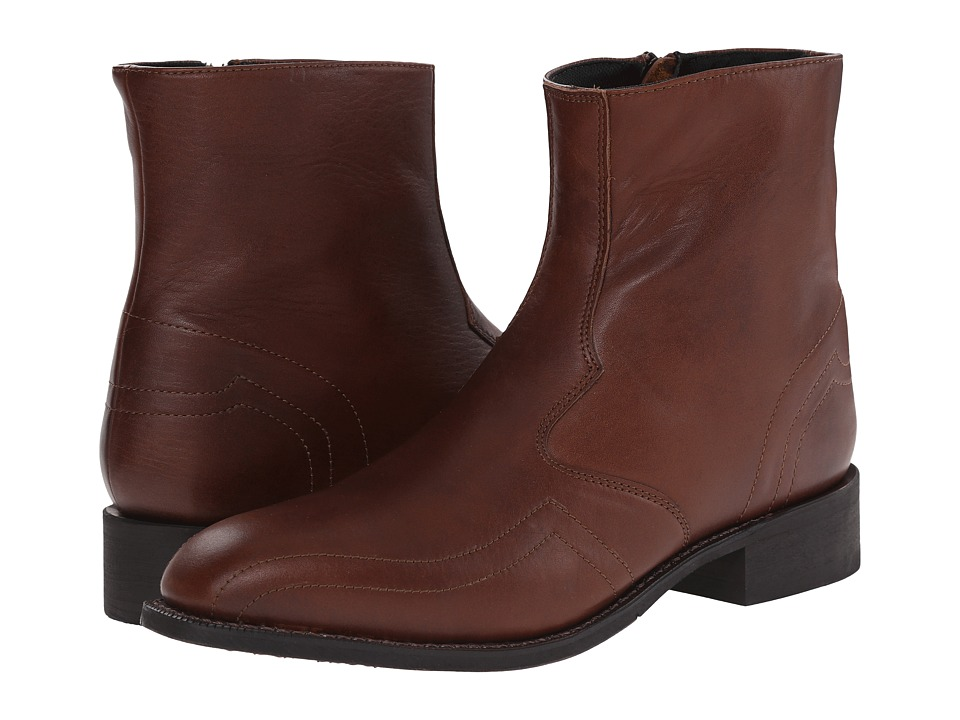 Laredo Hoxie (Mid Brown) Cowboy Boots