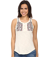 Sanctuary - Artist Henley Tank Top