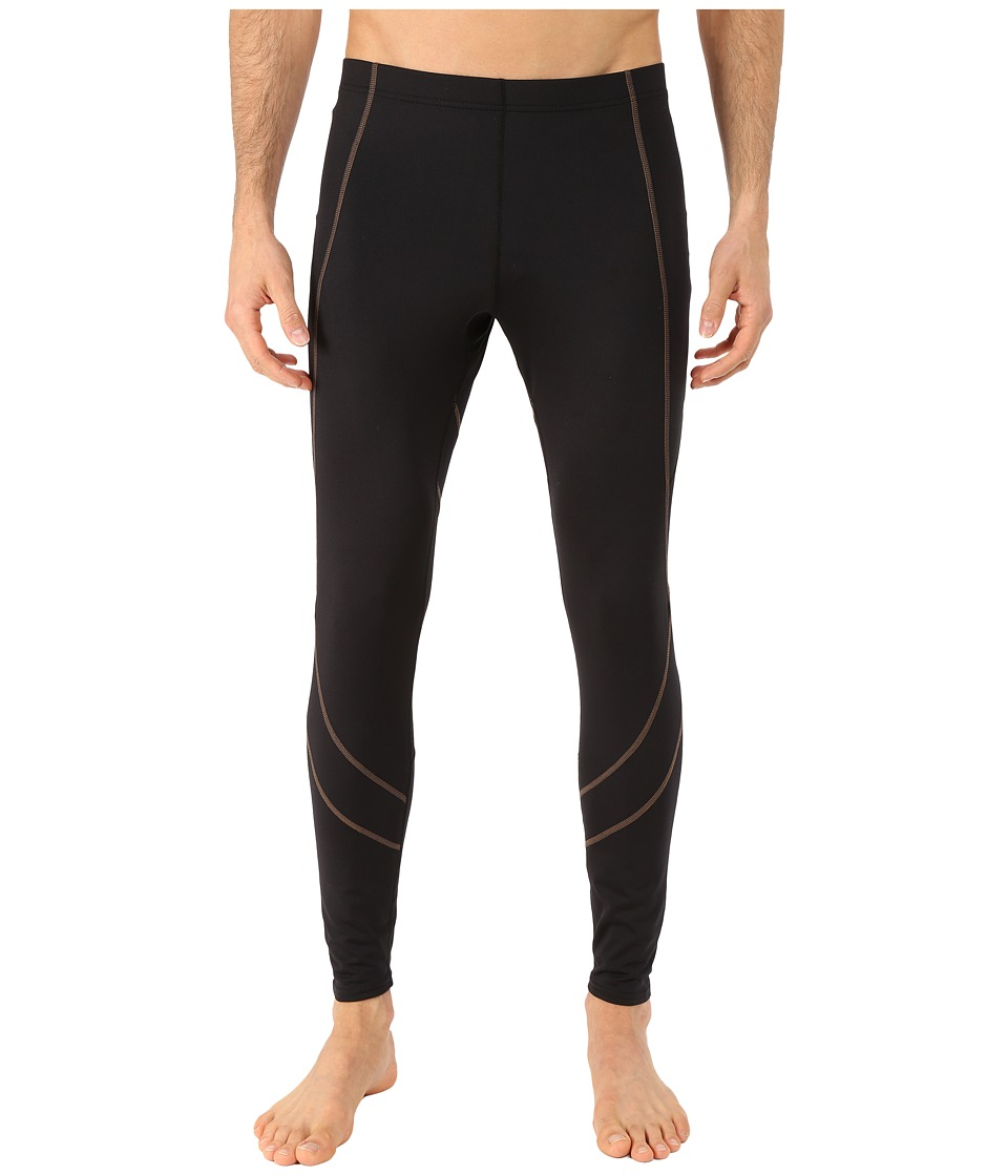 Hot Chillys F8 Performance 8K Tights Black/Black Mens Casual Pants