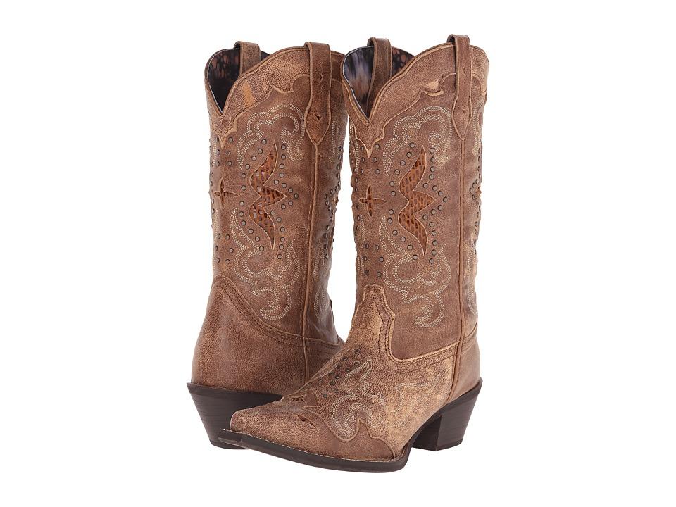 Laredo - Valencia (Tan Adobe) Cowboy Boots