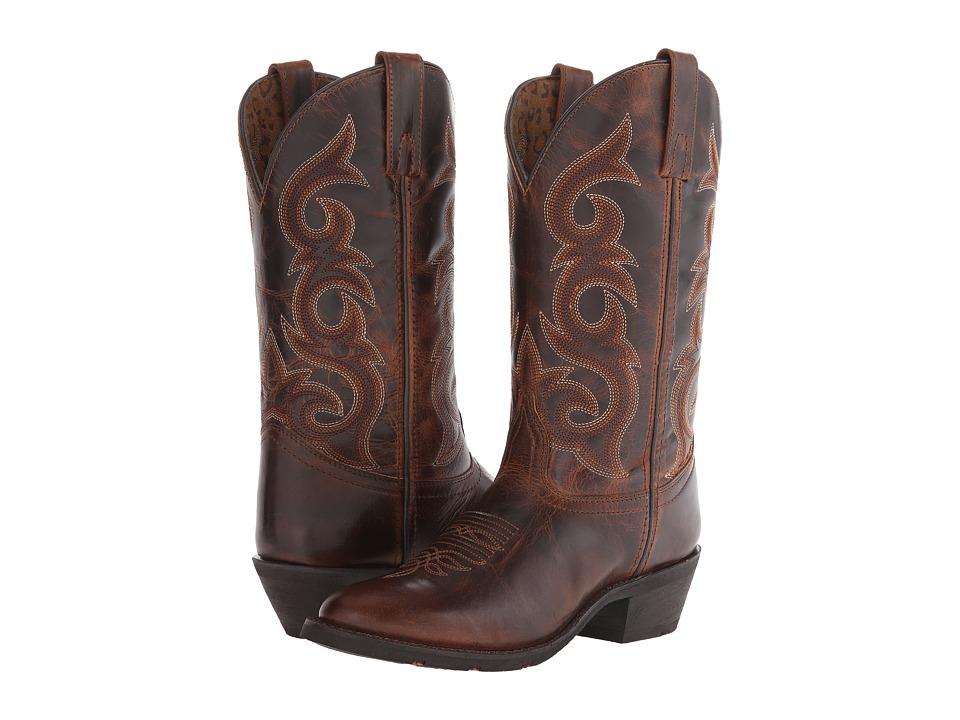 Laredo - Frankie (Rust) Cowboy Boots