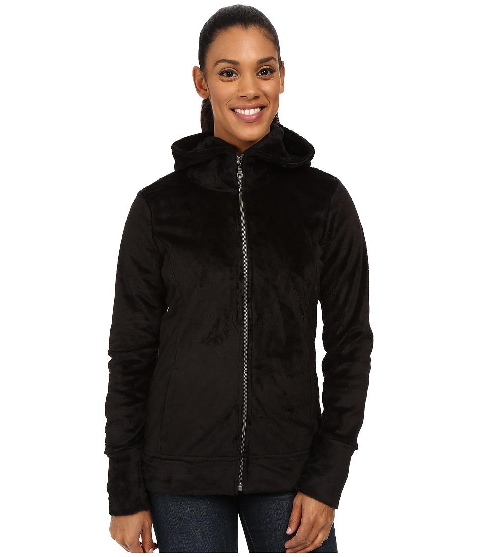 Hot Chillys La Reina Zip Hoodie Black Womens Sweatshirt