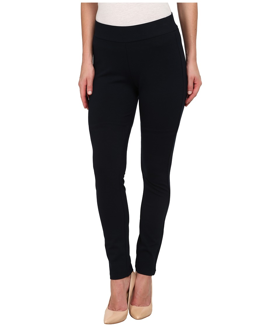 NYDJ Jodie Pull On Ponte Knit Legging Nightfall Womens Casual Pants