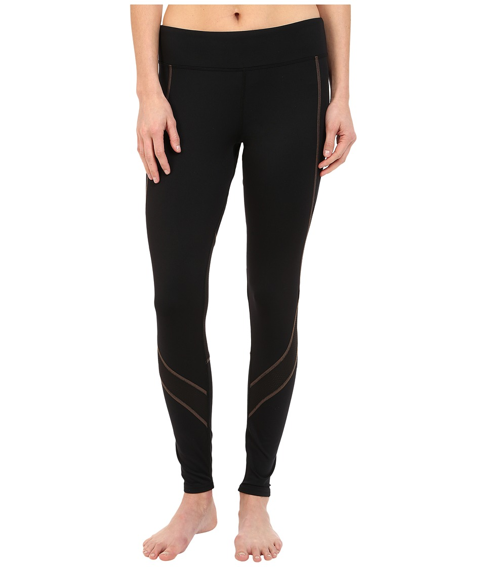 Hot Chillys F8 Performance 8K Tights Black/Black Womens Casual Pants