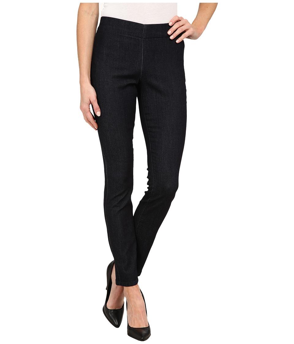 NYDJ - Poppy Pull On Leggings in Dark Enzyme (Dark Enzyme) Womens Jeans
