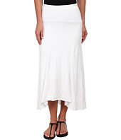 Mod-o-doc - Seamed Hi-Low Hem Maxi Skirt