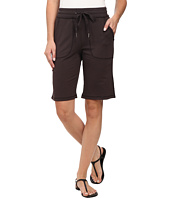 Mod-o-doc - French Terry Raw Edge Seamed Pull-On Short