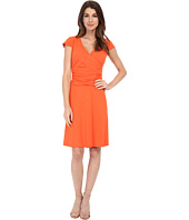 Nine West - Cap Sleeve Fit and Flare Dress