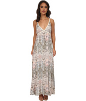 Brigitte Bailey - Bria Snake Print Maxi Dress