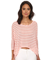Brigitte Bailey - Jaylynn Stripe Button Back Sweater