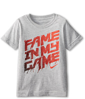 Nike Kids - Fame In My Game Short Sleeve Tee (Little Kids)