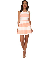 Gabriella Rocha - Brylee Stripe Skater Dress w/ Bow