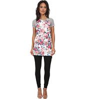 Gabriella Rocha - Destinee Floral Quilted Shirt
