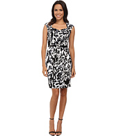 Nine West - Sweatheart Neck Sheath Dress