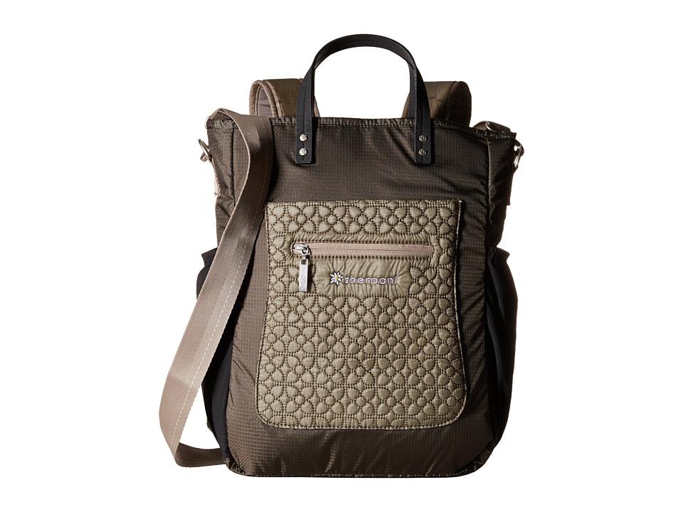 Sherpani - Soleil LE Travel Tote (Twine) Tote Handbags