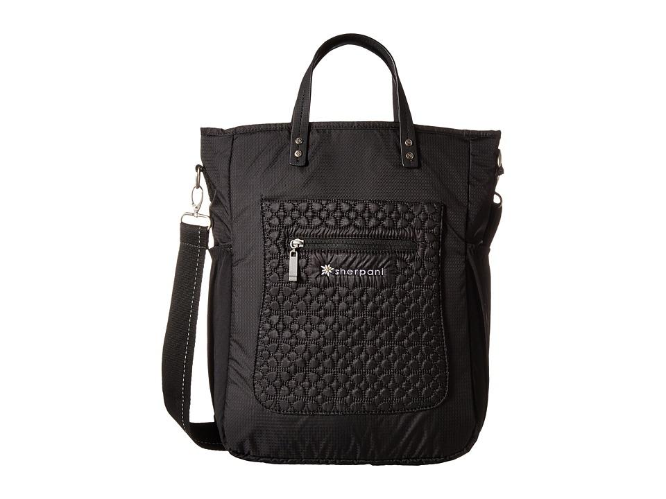 Sherpani - Soleil LE Travel Tote (Black) Tote Handbags