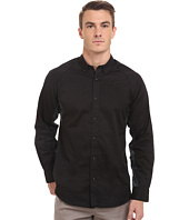 Publish - Marvin Oxford Long Sleeve Raglan Button Up