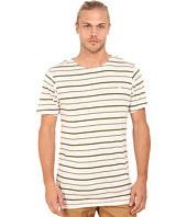 Publish - Onex Heathered Striped Short Sleeve Knit