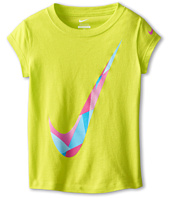 Nike Kids - Swoosh Geo Short Sleeve Tee (Toddler)