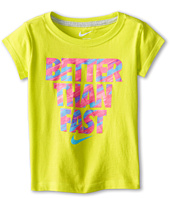 Nike Kids - Better Than Fast Short Sleeve Tee (Toddler)