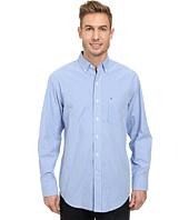 IZOD - Long Sleeve Gingham Essentials Shirt