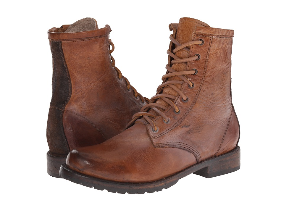 Freebird - Chute Cognac Womens Lace-up Boots $225.00 AT vintagedancer.com