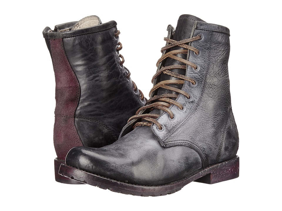 Freebird - Chute Black Womens Lace-up Boots $225.00 AT vintagedancer.com