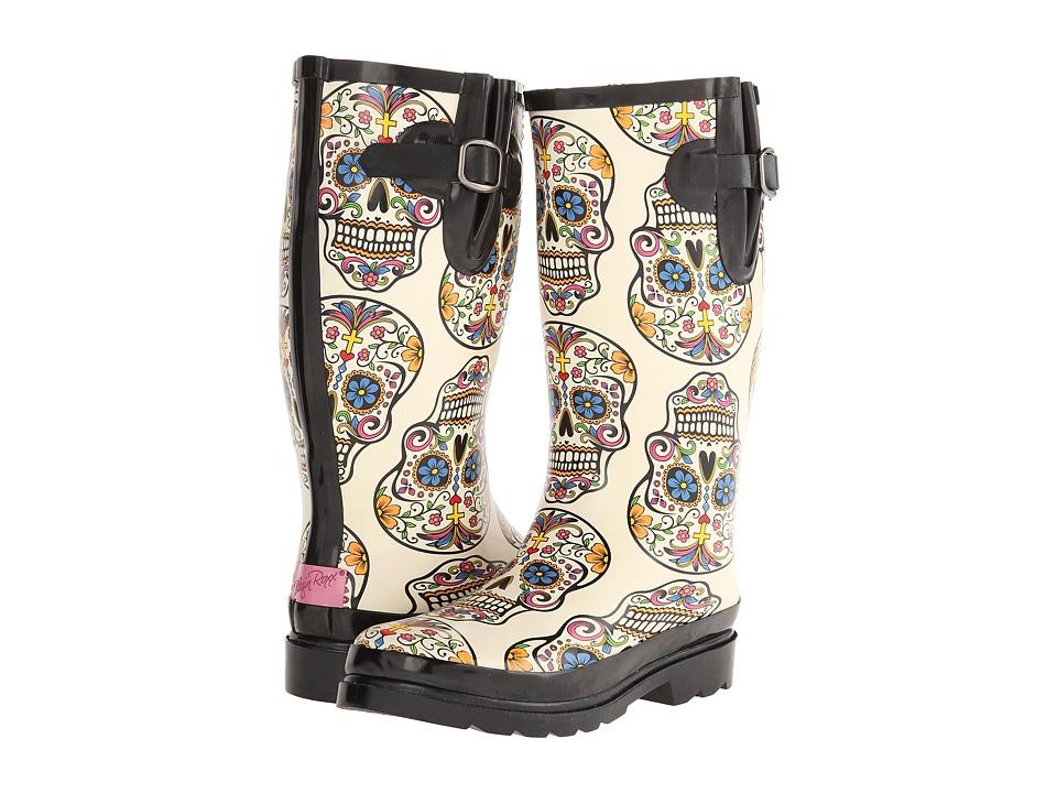 M&F Western Rocki (Cream) Cowboy Boots