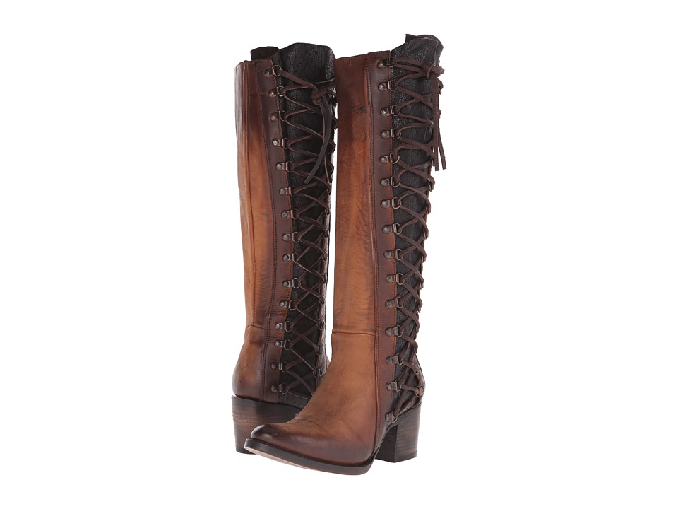 Freebird Wyatt (Cognac) Women