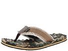 M&F Western Textured Footbed Flip Flop