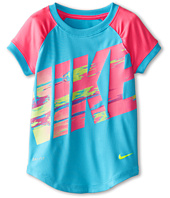 Nike Kids - Dri Fit Sport Essentials Raglan Short Sleeve Top (Toddler)