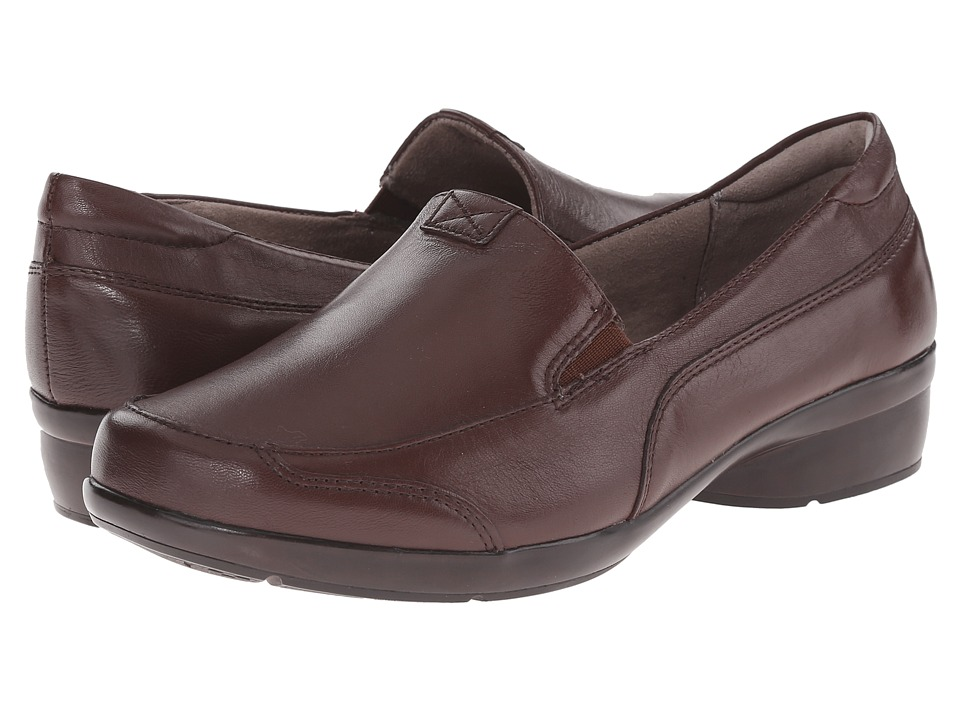 Naturalizer Channing (Bridal Brown Leather) Slip-On Shoes