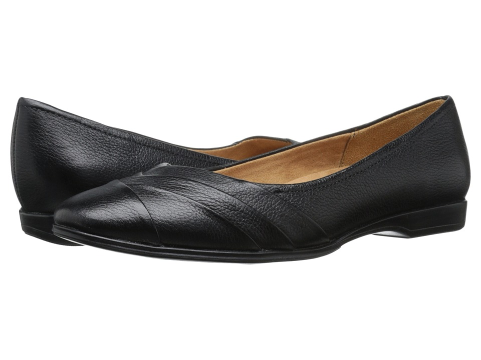 Naturalizer - Jaye (Black Leather) Women
