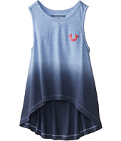 True Religion Kids - Glitter Puff Tank Top (Big Kids)