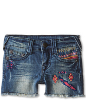True Religion Kids - Joey Shorts (Toddler)