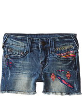 True Religion Kids - Joey Shorts (Little Kids)