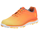 FootJoy Empower Spikeless (Orange/Yellow)