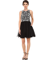 Aidan Mattox - Party Dress w/ Beaded Bodice