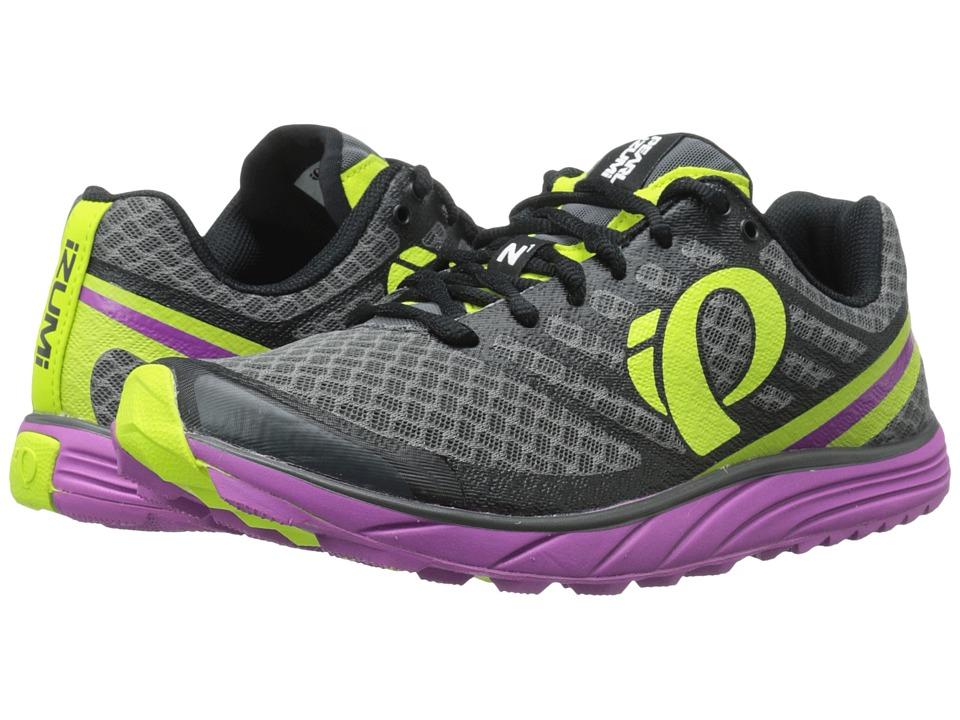 Pearl Izumi - EM Trail N 1 v2 (Shadow Grey/Meadow Mauve) Womens Running Shoes