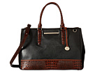 Brahmin Lincoln Satchel (Black)