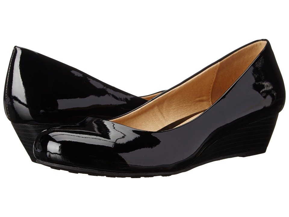 Dirty Laundry DL Marching (Black Patent) Women