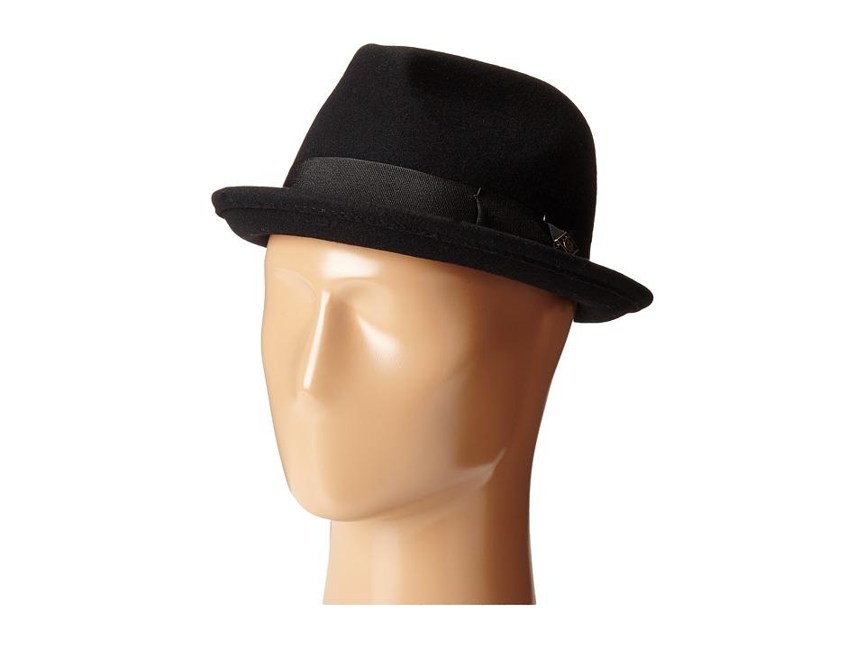Goorin Brothers - Rude Boy (Black) Caps