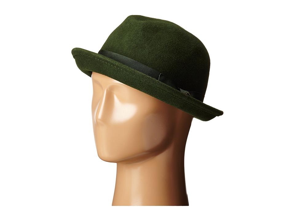 Goorin Brothers Rude Boy Green Caps