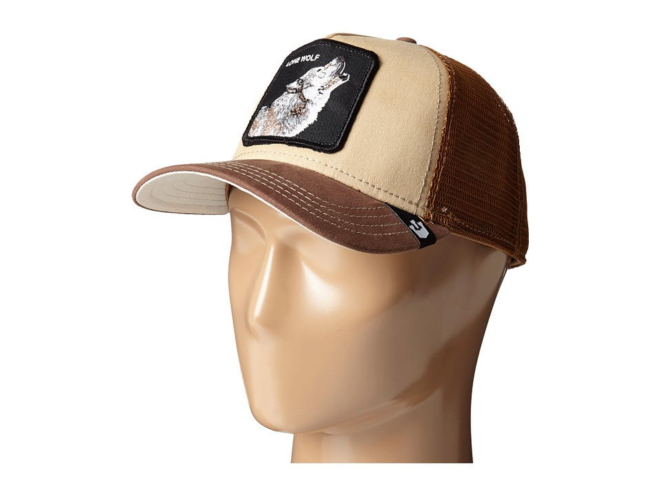 Goorin Brothers Howler Brown Caps