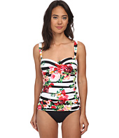 Jantzen - Harbour Beauty Twist Front Tankini