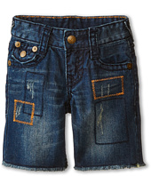 True Religion Kids - Geno Super T Shorts (Toddler)